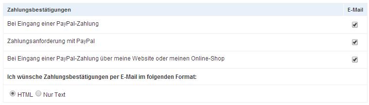 Paypal Email Verdächtige Zahlung Erkannt
