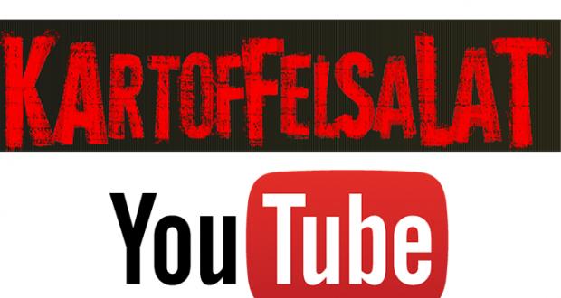 """""""Kartoffelsalat"""": Ein Film von und mit bekannten YouTubern (Bild: kartoffelsalat-film.com)"""