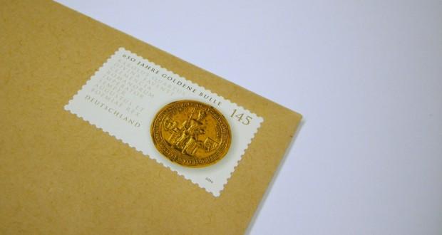 Standardbriefe sollen ab 01.01.2015 um 8 Cent teurer werden (Bild: Claudia Hautumm / pixelio.de)