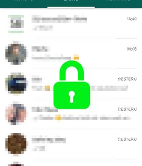 Wird WhatsApp dank neuer End-zu-End-Verschlüsselung sicher? (Icon: freepik.com/flaticon.com, CC 3.0 BY)