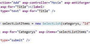 Die neuen ASP.NET Core TagHelper erzeugen sauberen HTML-Code