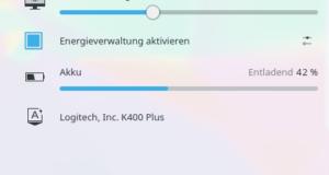 Bei manchen Laptops lässt sich die Helligkeit des Bildschirmes unter Kubuntu nicht ändern